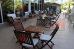 качествен дървен стол за Вашата градина