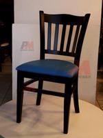 дървени столове с облегалка за барове