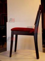 дървени столове с облегалка с облегалка