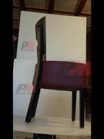 Външни дървени маси и столове