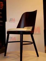 здрави дървени столове за лоби бар