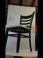 масивни дървени столове с висока издръжливост