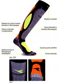 Ски чорапи </br>Ski Light - Art. D3006
