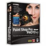 Paint Shop Pro Photo X2 Upgrade License  (501 - 1000)