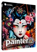 Corel Painter 12 Upgrade License (121-250)