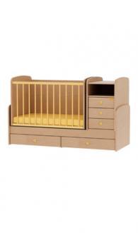 Детско легло - люлка Maxi Bertoni