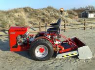 Самоходни машини за плажове с размер 1140х2400мм