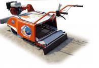 Ръчноводими плажни машини с размер 890х1950мм
