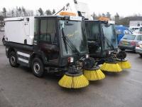 Машини за почистване на улици