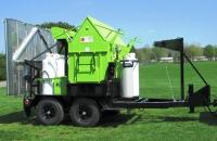 Машини за събиране и разтопяване на асфалт