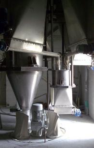 Дозатори на брашно за хлебозаводи