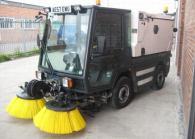 Камиони метачки за почистване на улици