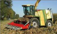 Адаптери за царевица -