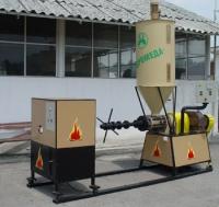 Машина за екобрикети и пелети -140 kg/h -