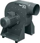 Прахоулавящи вентилатори - 789-3370