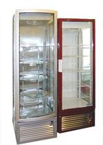 Вертикална хладилна витрина