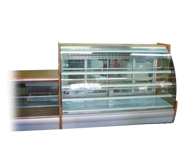 Хладилна витрина за сладки