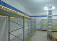 Изработка на стелажи за складово обзавеждане