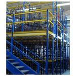 Изграждане на складове с метални стелажи