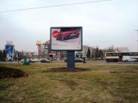 Изработка по поръчка на билборд тип Пиза 4x3м