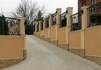 Декоративни облицовки за огради, цвят ELLE