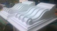 Изработка на декоративни подпори за тераси