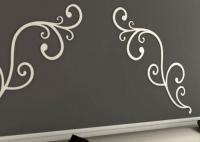 Дизайнерски орнаменти за стени и тавани