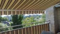 Сенници и тенти за тераси и балкони