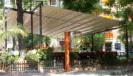 Градински тенти и сенници - тип пергола
