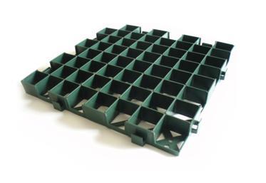 Пластмасови елементи за градини и паркинги