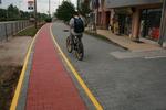 Изграждане на настилки за велосипедисти, велоалеи и велопаркове