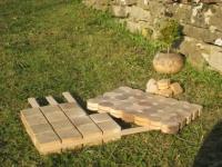 Изработка на декоративни дървени настилки
