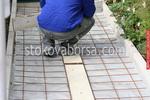 изпълнение на шлайфан бетон по поръчка