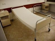 Двусекционно болнично легло