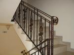 перила за стълбища от ковано желязо