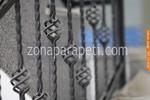 парапети за стълбища от ковано желязо по поръчка