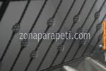изработка на парапети за стълбища от ковано желязо