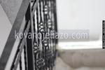 парапети за стълбища от ковано желязо