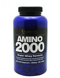 Ultimate Nutrition Amino 2000 325 таблетки