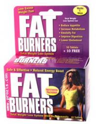 Universal Nutrition Fat Burners Box - 60 таблетки