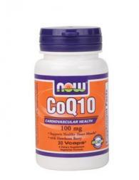 CoQ10 100 мг - 30 капсули /Коензим Q10/