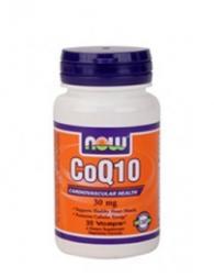 CoQ10 30 мг - 30 капсули /Коензим Q10/