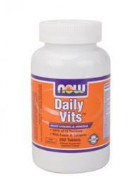 Daily Vits Multi - 250 таблетки
