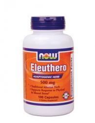 Eleuthero 500 мг - 100 капсули