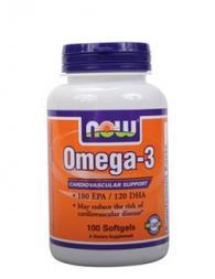 Omega 3 (Рибено Масло) 1000 мг - 100 дражета