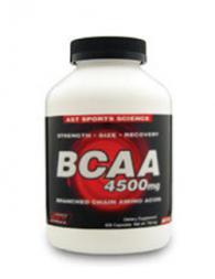 AST BCAA 4500mg - 500 капсули
