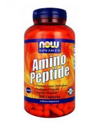 Amino Peptide - 300 капсули  /Амино Пептиди/