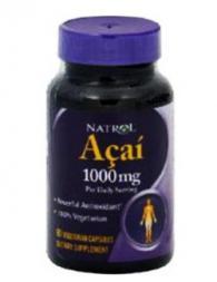 Natrol ACAI 1000 гр. - 60 капсули Diet