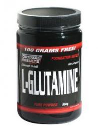 Optimal Result L-Glutamine - 400гр. +100гр. гратис