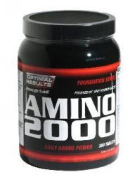 Muscle Amino 2000 - 385 таблетки